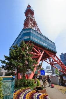 テレビ塔に関する写真写真素材なら写真ac無料フリー