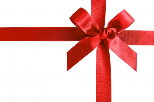 プレゼント ギフト 贈り物 ラッピング 素材 テクスチャ 背景 赤