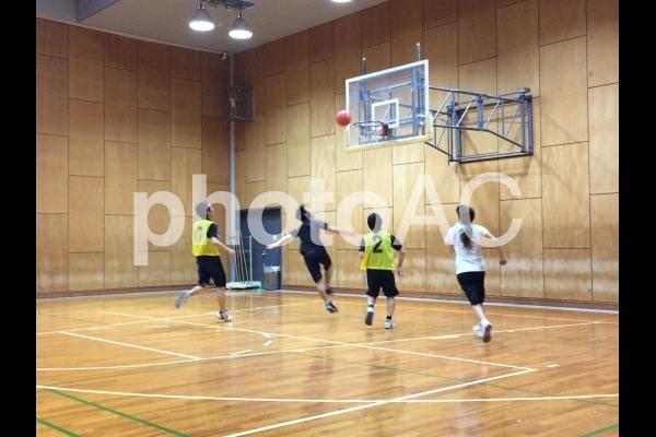 バスケットボールの写真