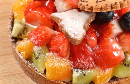 タルト フルーツタルト ケーキ クリスマス クリスマスケーキ 苺 イチゴ いちご お菓子 カフェ 食べ物 イメージ 食品 洋菓子 フルーツ 女子 菓子 メニュー 誕生日 記念日
