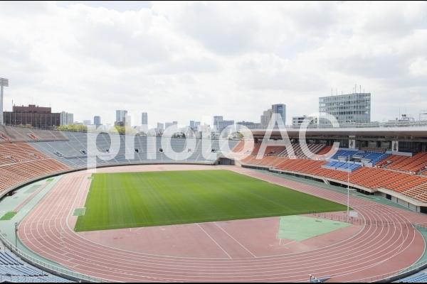 国立競技場1の写真