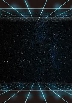 テクスチャ テクスチャー 背景 背景素材 バックグラウンド 宇宙 ギャラクシー 星 星空 宇宙空間 スペース 星屑 スターダスト 広大な グリッド キラキラ 光 サイバー エレクトリック 電気 サイエンス 天文 スター 夜 ゲーム コズミック 銀河 星雲 キラ星 電子