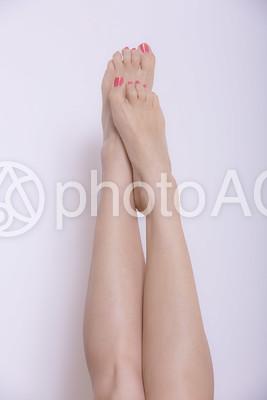女性の脚9の写真
