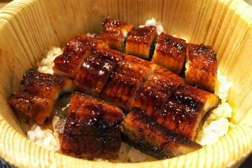 グルメ 美味しい うなぎ 鰻 ひつまぶし おひつ 和食 ひつまむし 夏 土用