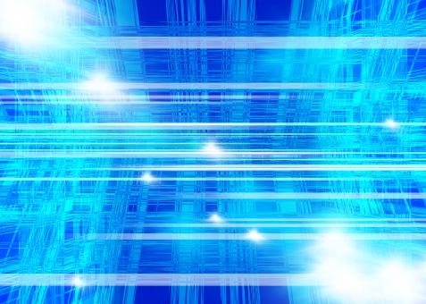 青 ブルー blue 近未来 未来 future ビジネス イノベーション グリッド 光 光彩 フラッシュ 輝き キラキラ スパーク 閃光 背景 背景素材 バック バックグラウンド background テクスチャ テクスチャー IT テクノロジー 科学 サイエンス science 都市 産業