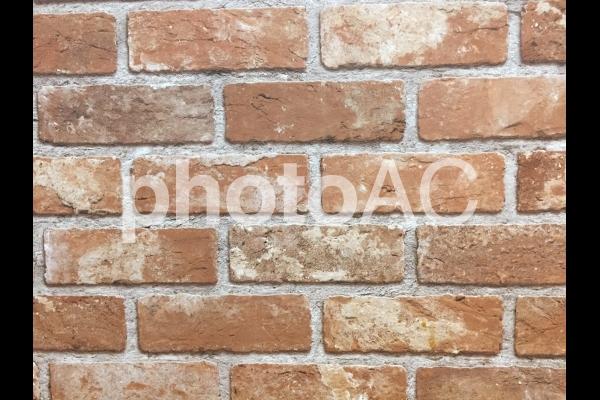 アンティーク風レンガ外壁の写真