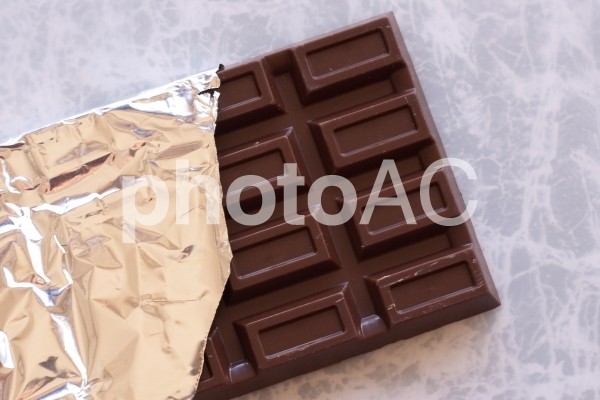 板チョコの写真