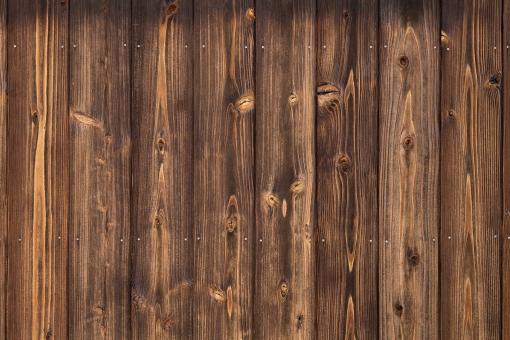 板 木材 材木 木 壁 板壁 壁面 木肌 木目 背景 節 ふし 外壁 素材 背景素材 背景イメージ バックグラウンド 板塀 塀 囲い 模様 パターン 茶色 建築 建材 質感 テクスチャ テクスチャー 乾燥 新しい 建物 一面 全面 壁紙 アップ クローズアップ イメージ 無人 日本 屋外 アブストラクト 抽象的 クギ くぎ