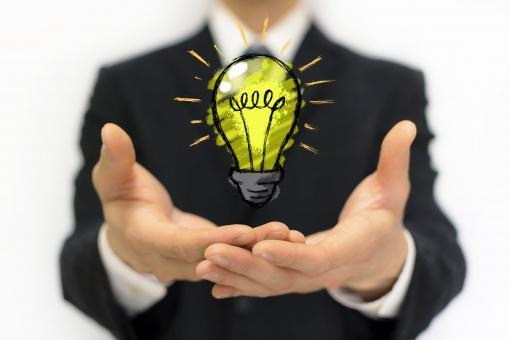 アイデア ビジネス イメージ の写真