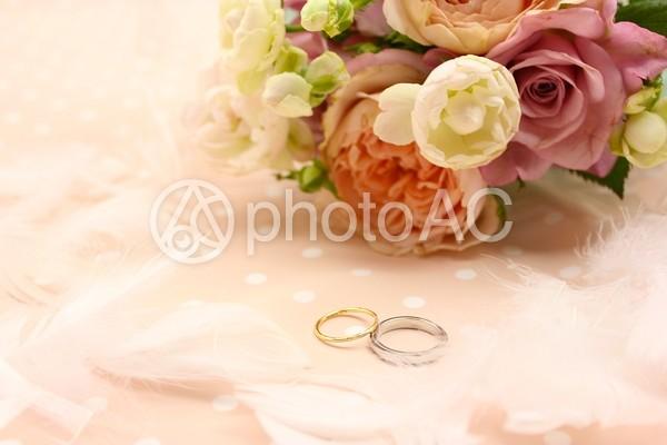 ローズの花束 4の写真