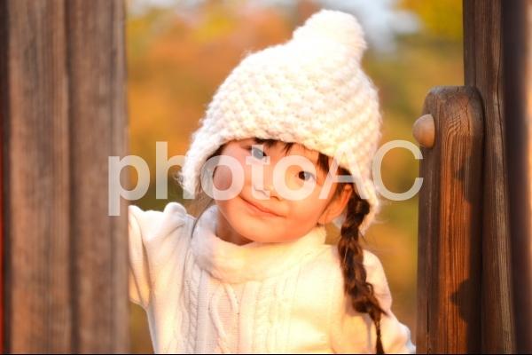 子どもの写真