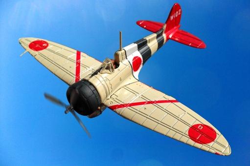 九六式四号艦上戦闘機の写真