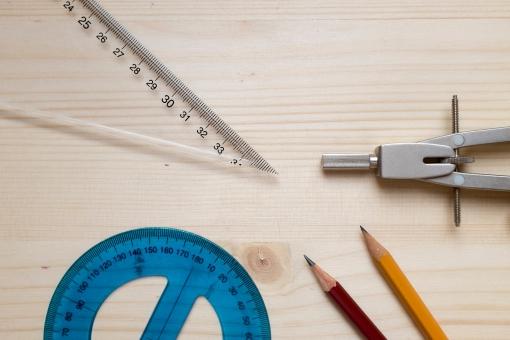 鉛筆 分度器 コンパス 三角定規 ペン ペンシル 円分度器 全円分度器 角 角度 角度計 定規 物差 文具 文房具 筆記具 筆記用具 学用品 学習 用品 ステーショナリーグッズ 図 図面 設計 製図 工作 建築 図画