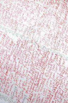 英語 勉強 暗記 テスト 学校 学生 試験 宿題 子供 生徒 学習 反復 練習 赤ペン 先生 受験 テクスチャ 模様 手 書く