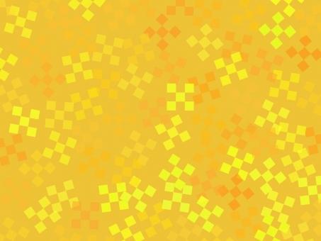市松文様 文様 背景 背景素材 ランダム 四角 格子状 市松 格子模様 角 テクスチャ テクスチャー 風呂敷 伝統 文化 日本文化 和文化 チェック パネル 正方形 バックグラウンド バック グラデーション 四角形 スクエア ウォールペーパー バックデザイン 幾何学 幾何学模様 生地 布 パターン 織物 繊維 服飾 ポスター グラフィック ポストカード デザイン 素材 絵 斜め 古紙 和 和装 和柄 絹 縞模様 模様 柄 格子 日本 japan texture 着物 袴 おしゃれ オシャレ お洒落 織物柄 伝統文様 伝統模様 古風 古来 温もり 色 カラー 背景デザイン webデザイン きれい キレイ 綺麗 華麗 図柄 絵柄 図 浮世絵 歌舞伎 江戸 小紋 小紋柄 京都 京文化 ギンガムチェック チェック柄 幾何模様 伝統的 日本的 japanese pattern background design material traditional 和風 バラバラ 工芸 壁紙 屏風 和紙 キラキラ きらきら バナー ポップ 華やか 手紙 カード テキストスペース タイトルスペース 文字スペース 市松柄 紙 ファッション 飾る 装飾 カーペット 絨毯 床 背景画像 菱形 ひし形 ダイヤ 壁 伝統舞踊 巻物 ハンカチ 色染め 折り紙 黄色 イエロー ゴールド 金 金色 黄金 黄金色 金屏風 高級 高級感 リッチ ゴージャス 神社 壁面 正月 新年 年賀状 謹賀新年 和素材 元旦 元日 ggbg23