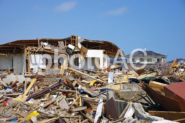 地震の写真