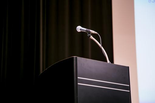 スピーチコンテストの写真
