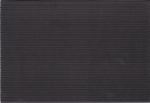 段ボール ダンボール cardboard 波板 テクスチャ テクスチャー 背景 バッグ バッググランド 紙 厚紙 クラフト紙 工作 カラフル カラフル段ボール 黒 ブラック リップルボード 凹凸 画材 模型材料 ペーパー
