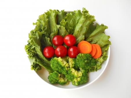 緑黄色野菜 野菜 トマト ブロッコリー にんじん リーフレタス ビタミンc 淡色野菜 vegetables 植物 畑 農業 料理 農家 家庭菜園 サラダ 青物 栄養