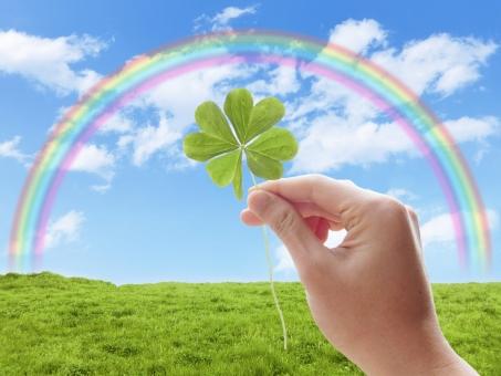空 青空 雲 積乱雲 積雲 四葉 かわいい 恋愛 虹 レインボー レインボウ かけはし 架け橋 七色 メルヘン ファンタジー 白 四つ葉 クローバー 葉 草 手 森 木 樹木 緑 しろつめくさ シロツメクサ 白詰草 夏 幸せ 幸福 福 ラッキー グリーン 葉っぱ 野原 植物 自然 背景 壁紙 テクスチャー バックグラウンド 素材 さわやか 癒し バック 草原 光 涼しい 公園 みどり 春 花 草花 新緑 初夏 4月 5月 6月 四月 五月 六月 四ツ葉 人物 パーツ 喜び 希望 環境 エコ eco クリーン