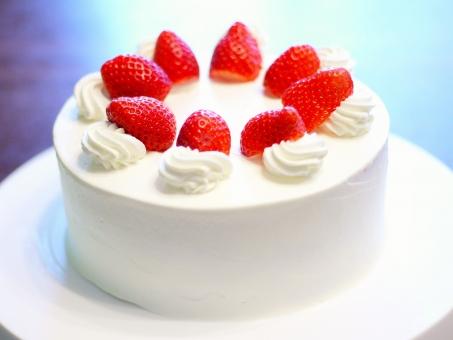 ショートケーキ ナッペ 絞り デコレーション 苺 苺ショート ケーキ 手作り ナッペ 生クリーム バースデー クリスマスケーキ バースデーケーキ クリスマス 誕生日