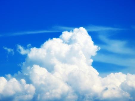 夏雲の写真