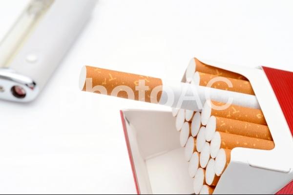 タバコ 煙草の写真