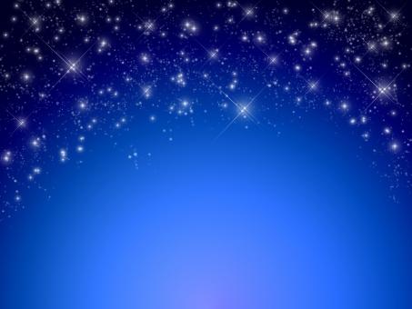 夜空 星空 夜 深夜 星 スター 輝き きらきら キラキラ 光 ライト 乾燥 グラデーション 見上げる 願い 敵う 叶う 星に願い 一等星 七夕 クリスマス シンプル ヒーリング 宇宙 空 背景 テクスチャ 壁紙 素材 明るい