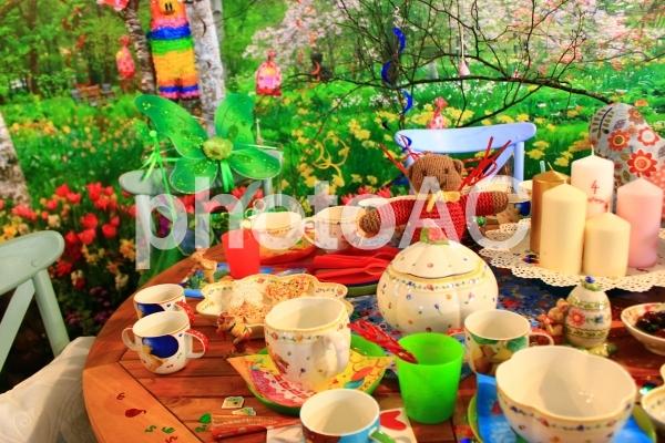 テーブルウェアの写真