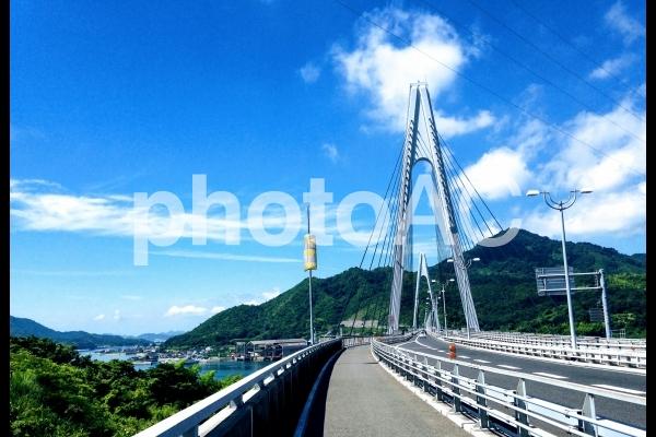 生口橋の写真