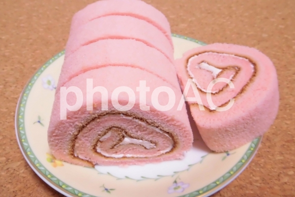 ロールケーキ 2の写真