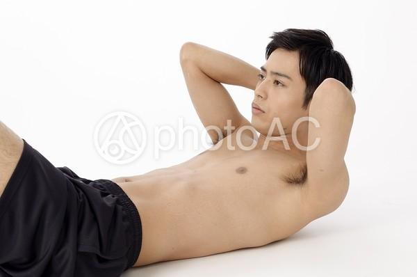 腹筋トレーニング2の写真