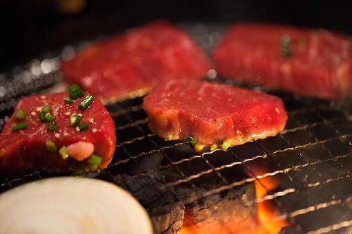 焼き肉の写真