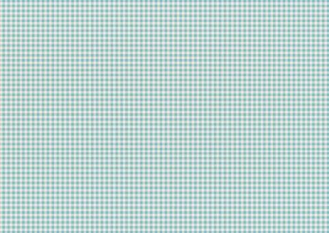 素材 背景 バック 壁紙 紙 布 パッチワーク クロス キルト チェック チェック柄 模様 あさぎ 浅葱色 格子 かわいい 定番 パーツ ナチュラル カントリー スクラップブッキング