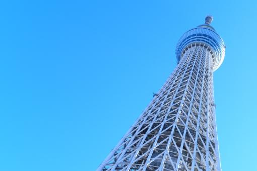 東京スカイツリータウンの写真素材|写真素材なら「写真AC」無料(フリー)ダウンロードOK