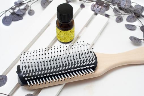 女性 美容 髪の毛 ブラッシング マッサージ ブラシ オイル ヘアケア 頭皮 ヘアブラシ 育毛