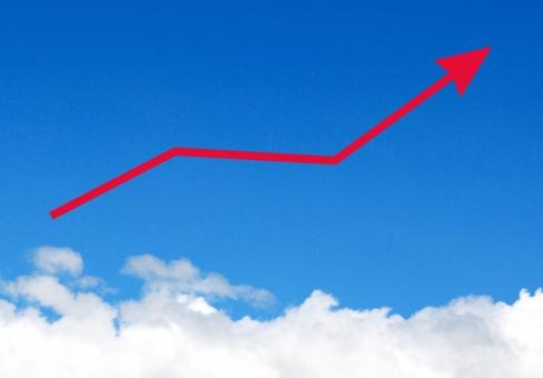 好調 折れ線 青空 空 雲 平均 指し示す 指す 右上 上向き 好況 成績表 計測 測定 テスト 上がる 良好 推移 価格推移 物価 物価上昇 インフレ インフレーション バブル 経済 経済指標 指標 折れ線グラフ 軸 線 ライン 図 チャート 増加 右肩上がり スケッチ 説明 図解 図式 学習 教育 教室 授業 レッスン 勉強 デザイン イメージ 試験 結果 上昇グラフ 気温 気温上昇 温暖化 地球温暖化 温度 湿度 確率 業績アップ アップ 上昇 好景気 回復 ボーナス 経営 会社 給料 賃金 売上 売り上げ 売上げ 利益 利率 起業 企業 株 粗利 粗利率 原価 コスト 原価率 経理 運営 売上アップ 任せる 信頼 目標 ゴール 志 志す グラフ 棒グラフ 矢印 &uarr 資産 運用 資産運用 投資信託 プラン ライフプラン 目指す 値上がり 料金 価格 値段 変動 変動性 投資 マネー 景気 指数 引き上げ 割合 金利 株価 株式市場 為替 円安 円高 消費税 増税 日照 地価 天候 気象 気象予報 天文 天気 降水確率 分析 レポート 動向 予想 数 出生率 買い 営業 販売 販売数 営業成績 成績 業績 ノルマ 相場 マーケット 金融緩和 金融 成長 成長率 伸び mokn23