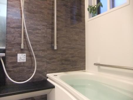 浴室 よくしつ 浴槽 よくそう シャワー お風呂 おふろ バスルーム リフォーム バス 水回り 生活 住宅 インテリア バスタブ てすり 空間 リラックス