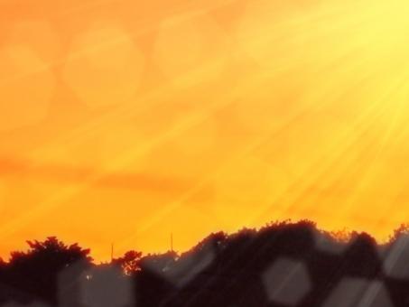 夕焼け 朝焼け 雲 大自然 空 後光 お日様 綺麗な背景 背景 夕日の背景 美しい 夕方 朝方 チラシ背景 web素材 web背景 壮大な自然 テクスチャー テクスチャ 輝き キラキラ 森 山 日光 日差し 夕暮れ 自然 景色 風景 情景 夕日 日の入り 朝日 日の出 公園 植物 紅葉 木立 樹木 枯れ木 芝生 枯れ葉 落ち葉 秋 木漏れ日 木洩れ日 太陽 散策 散歩 逆光 光 影 環境