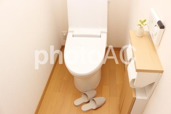 トイレに行くの写真