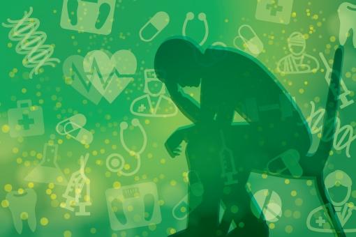 健康 医療 ダイエット 病院 体重 パニック いらいら ハート 焦り 精神的 歯 心配 不安 薬 医療過誤 注射 シルエット 救急 保険 医療費 悩む 悩み 医者 看護 研究 寝不足 睡眠不足 DNA グリーン 緑
