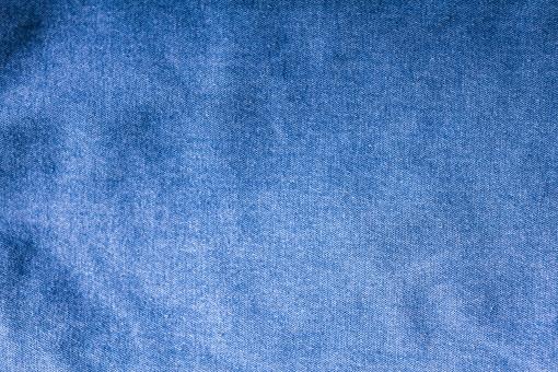 ジーンズ ジーパン Gパン デニム 無地 生地 布 布地 ミシン 波 ファッション 服装 服 ズボン 青 ブルー 紺 紺色 ネイビー パンツ Gジャン ジージャン 裁縫 平ら 背景 洋服