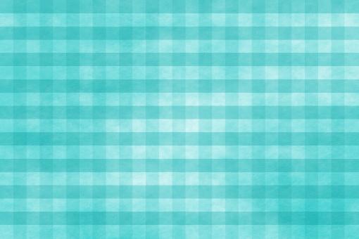 和紙 色紙 台紙 紙 ちぢれ ゴワゴワ テクスチャー 背景 背景画像 ファイバー 繊維 チェック ギンガムチェック 格子 格子模様 水色 翡翠 水 青 浅葱 ブルー ライトブルー アクアマリン 空 スカイブルー 空色 シアン