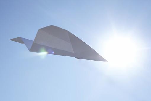 紙飛行機11の写真