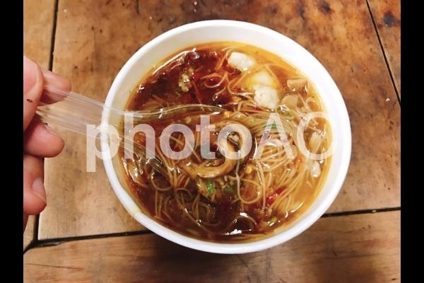台湾の麺線の写真