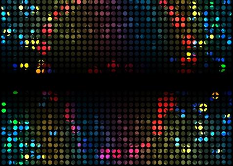 クラブ DJ アシッド ハウス HIPHOP ヒップホップ ダンス DANCE ダンス イベント 派手 ディスコ ラインストーン グルーブ アブストラクト ボケ bokeh テクスチャー テクスチャ texture 背景 背景素材 バック バックグラウンド background 光 グルーブ 電飾 イルミネーション ドット