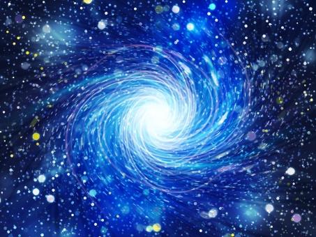宇宙ブラックホール2