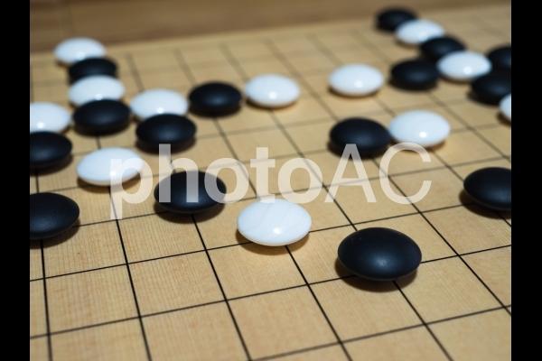 囲碁の写真