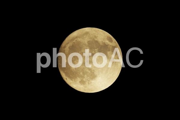 月(PSD)の写真
