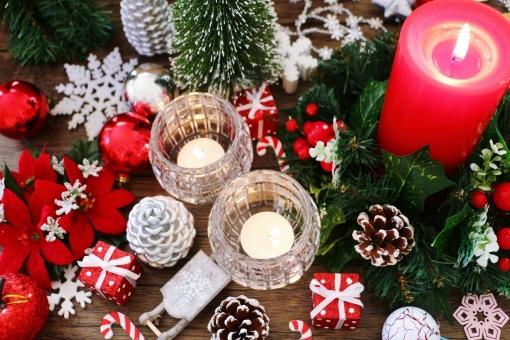 クリスマスのひと時の写真
